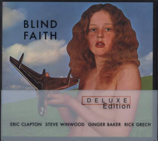 Blind Faith: Blind Faith, CD