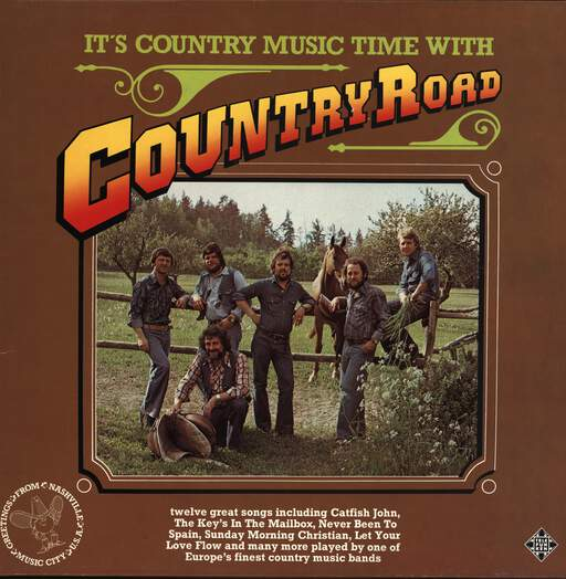 Country Road It's Country Music Time With