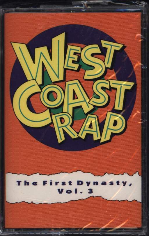 Various: West Coast Rap - The First Dynasty, Vol. 3, Compact Cassette