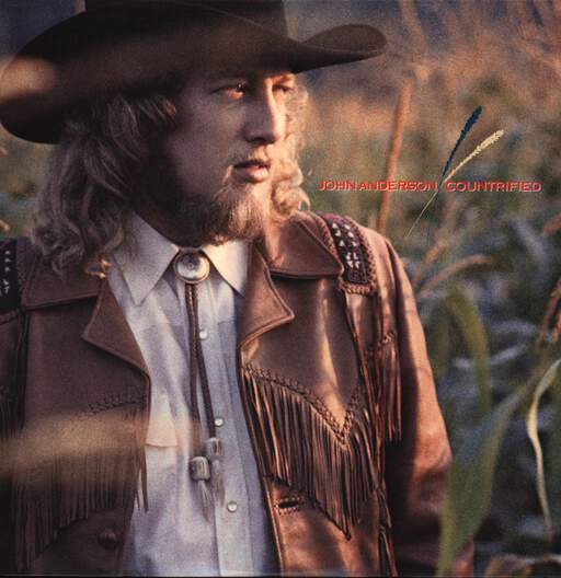 John Anderson: Countrified, LP (Vinyl)
