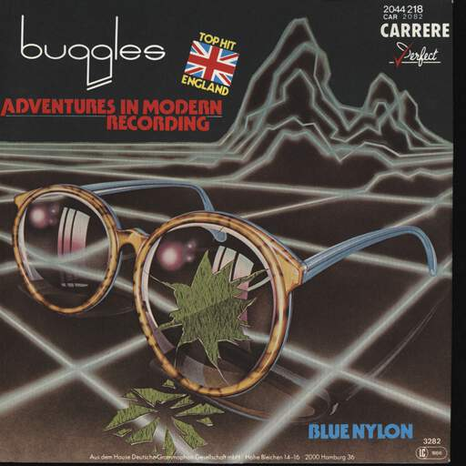 "The Buggles: Adventures In Modern Recording, 7"" Single (Vinyl)"