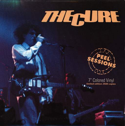 "The Cure: The Peel Sessions 1978, 7"" Single (Vinyl)"