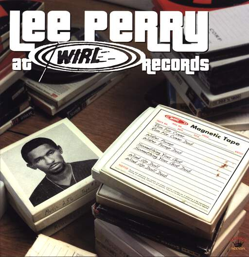LEE PERRY - Lee Perry At WIRL Records - 33T