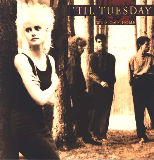 'Til Tuesday: Welcome Home, LP (Vinyl)