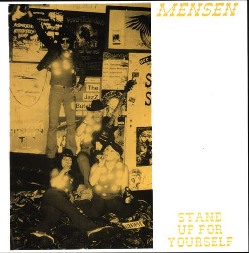 "Mensen: Stand Up For Yourself, 7"" Single (Vinyl)"