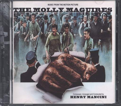 Henry Mancini - The Molly Maguires (Music From The Motion Picture) - CD