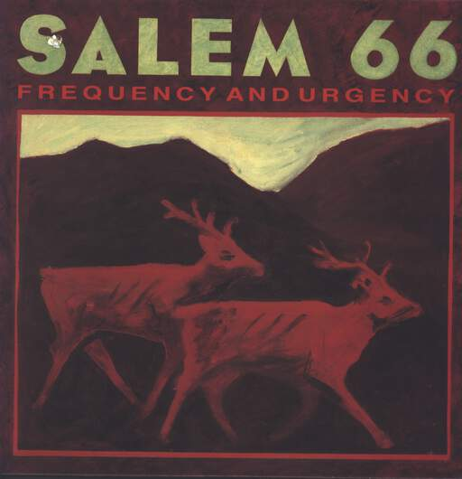 Salem 66: Frequency And Urgency, LP (Vinyl)