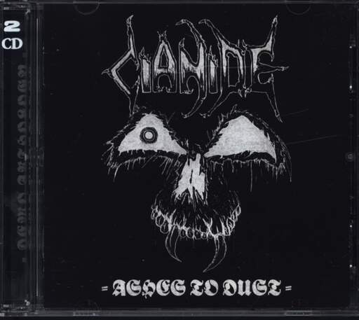 Cianide: Ashes To Dust, CD