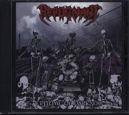 Repugnant: Epitome Of Darkness, CD