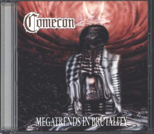 Comecon: Megatrends In Brutality, CD
