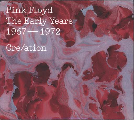 Pink Floyd: Cre/ation - The Early Years 1967 - 1972, CD