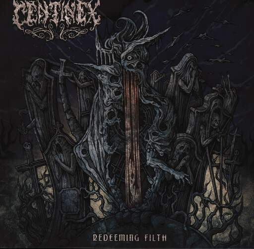 Centinex: Redeeming Filth, LP (Vinyl)