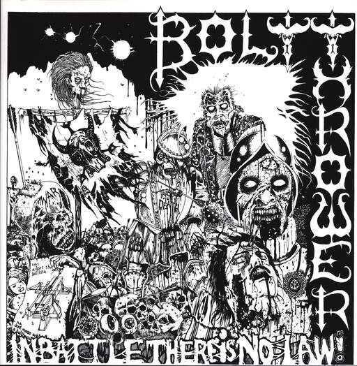 Bolt Thrower: In Battle There Is No Law!, LP (Vinyl)