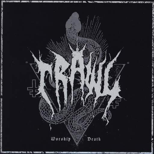 "Crawl: Worship Death, 7"" Single (Vinyl)"