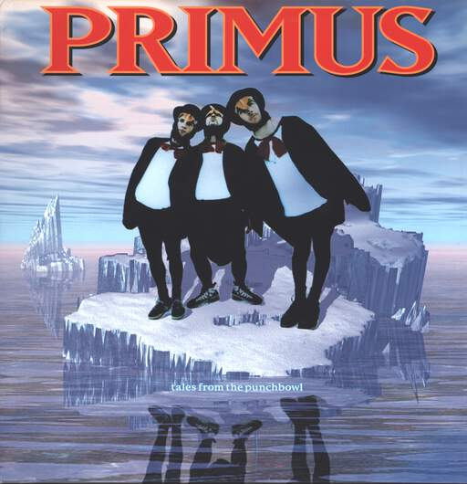 Primus: Tales From The Punchbowl, LP (Vinyl)