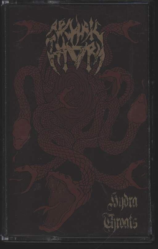 Archaic Thorn: Hydra Throats, Compact Cassette