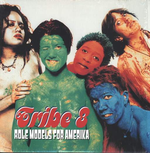 Tribe 8: Role Models For Amerika, LP (Vinyl)