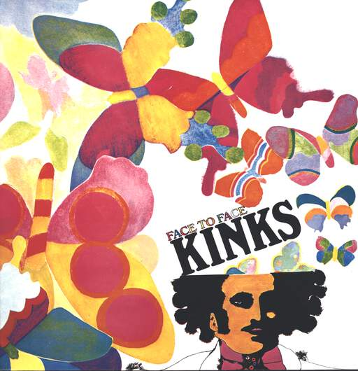 The Kinks: Face To Face, LP (Vinyl)