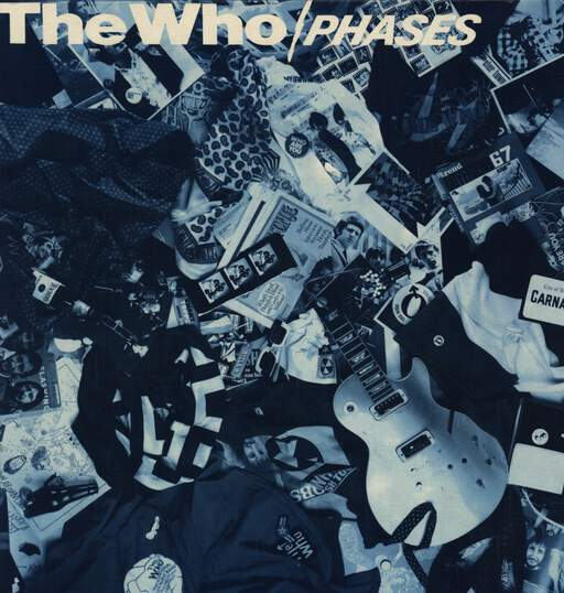 The Who: Phases, LP (Vinyl)