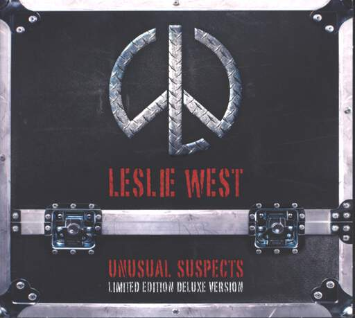 Leslie West: Unusual Suspects, CD