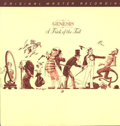Genesis: A Trick Of The Tail, LP (Vinyl)