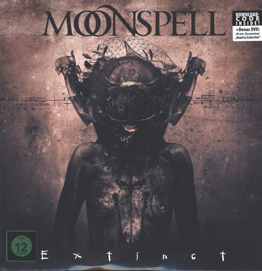 Moonspell: Extinct, LP (Vinyl)