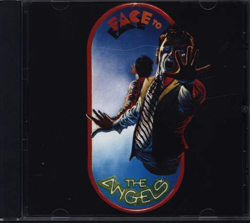 The Angels: Face To Face, CD