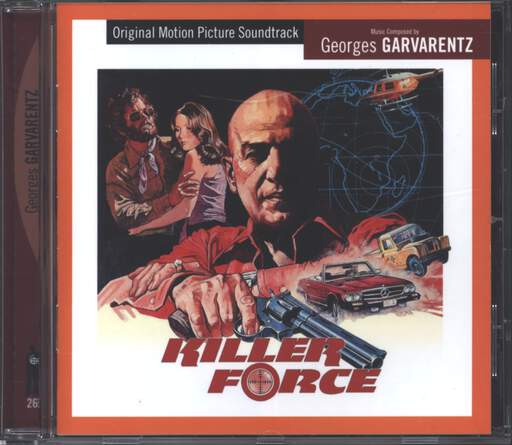 Georges Garvarentz: Killer Force / The Corrupt Ones, CD