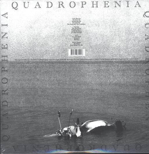 The Who: Quadrophenia, LP (Vinyl)
