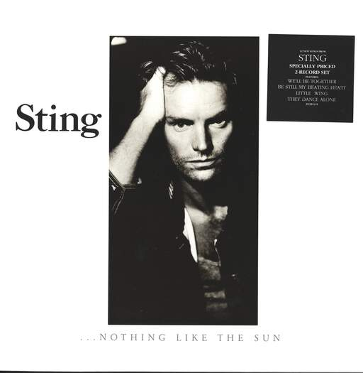 Sting: ...Nothing Like The Sun, LP (Vinyl)