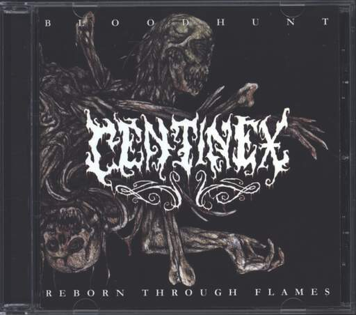 Centinex: Bloodhunt / Reborn Through Flames, CD