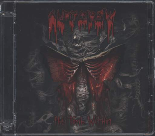 Autopsy: The Tomb Within, Mini CD