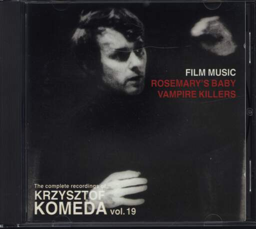 Krzysztof Komeda: Film Music: Rosemary's Baby / Vampire Killers, CD