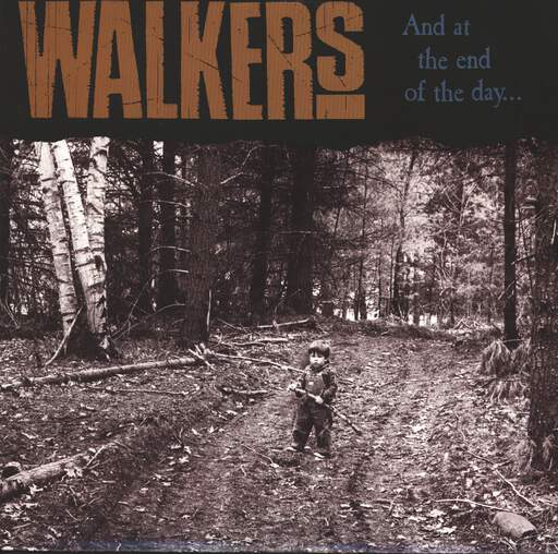 "The Walkers: And At The End Of The Day..., 12"" Maxi Single (Vinyl)"