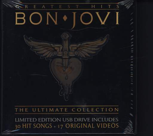 Bon Jovi: Greatest Hits - The Ultimate Collection, Other