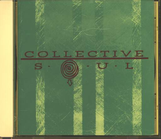 Collective Soul: Collective Soul, CD