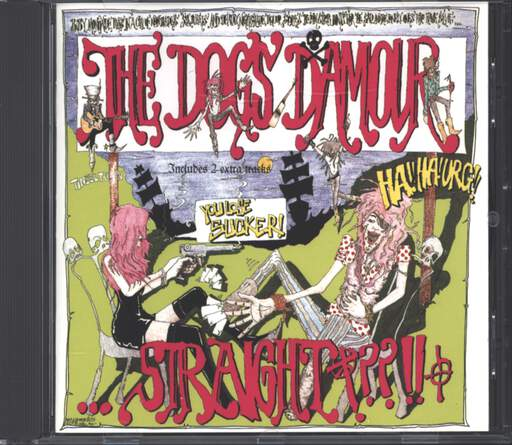 The Dogs D'Amour Straight