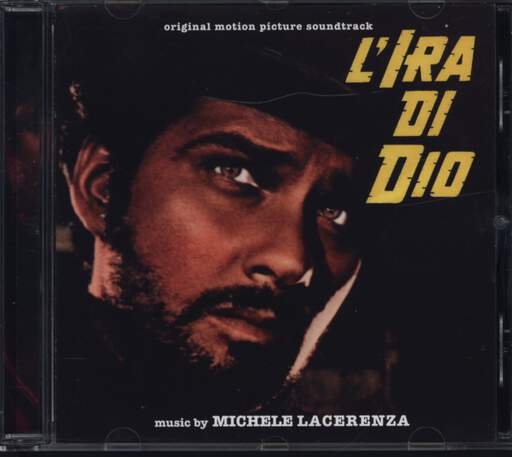 Michele Lacerenza: L'Ira Di Dio (Original Soundtrack), CD