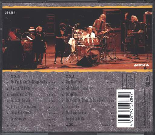 The Jerry Garcia Band: Jerry Garcia Band, CD