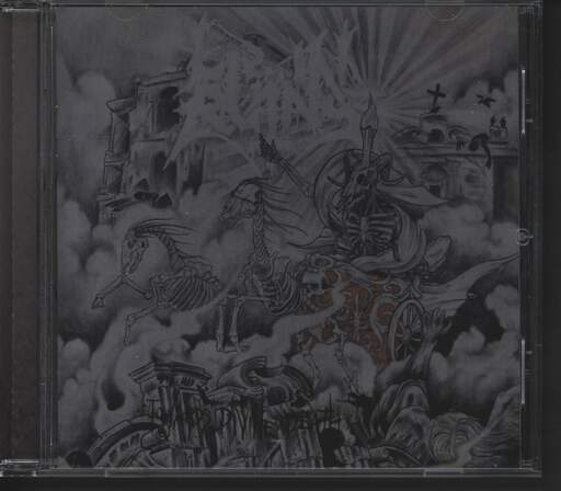 Lie In Ruins: Towards Divine Death, CD