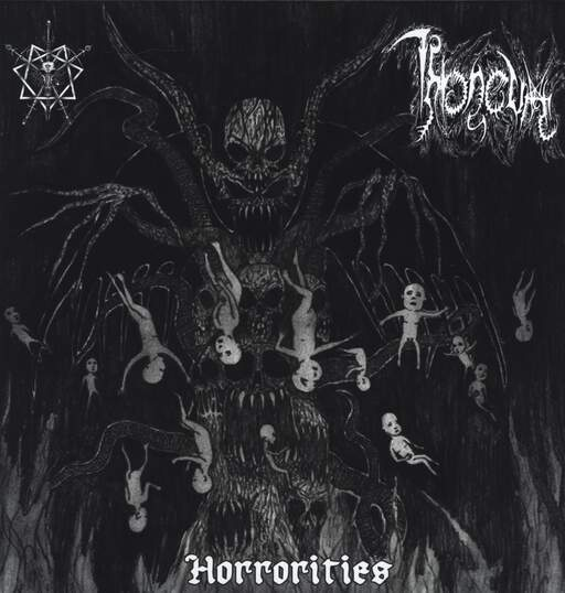 Throneum: Horrorities, LP (Vinyl)