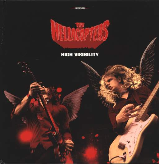 The Hellacopters: High Visibility, LP (Vinyl)
