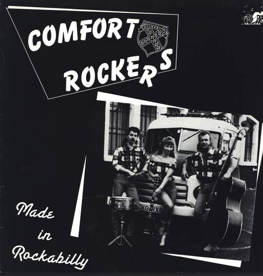 Comfort Rockers: Made In Rockabilly, LP (Vinyl)