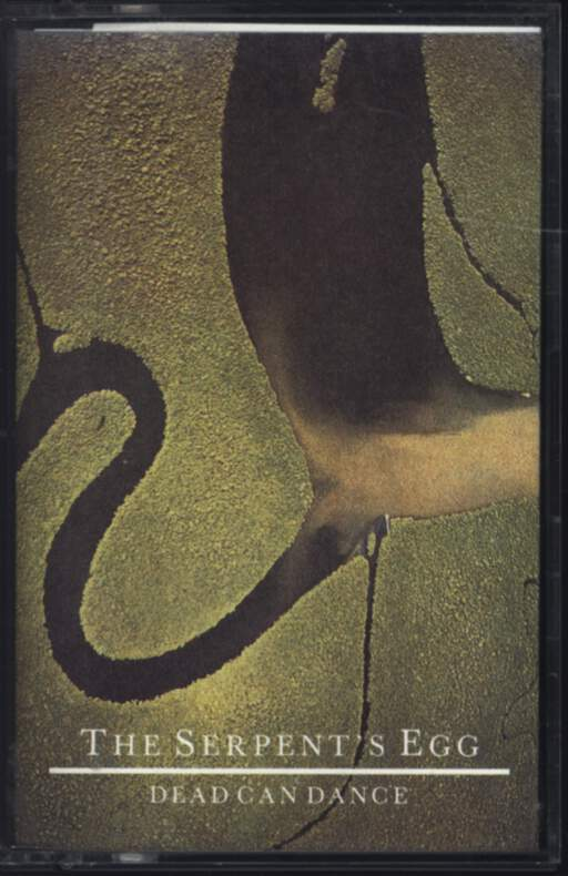 Dead Can Dance: The Serpent's Egg, Compact Cassette