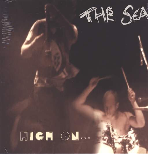 "The Sea: High On..., 12"" Maxi Single (Vinyl)"