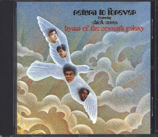 RETURN TO FOREVER - Hymn Of The Seventh Galaxy - CD
