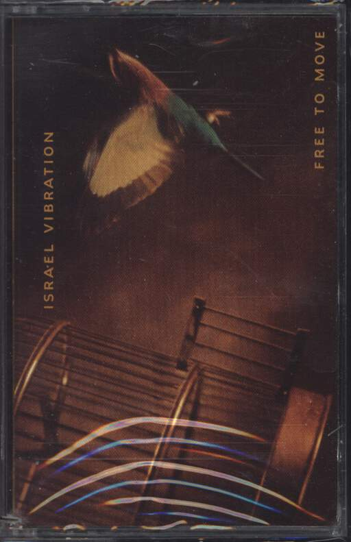 ISRAEL VIBRATION - Free To Move - Cassette