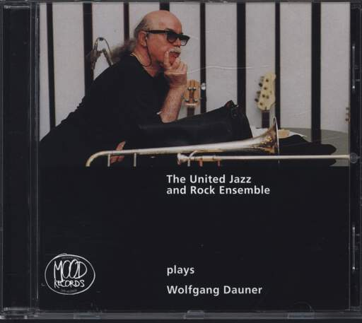 THE UNITED JAZZ+ROCK ENSEMBLE - Plays Wolfgang Dauner - CD