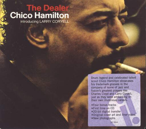 CHICO HAMILTON - The Dealer - CD