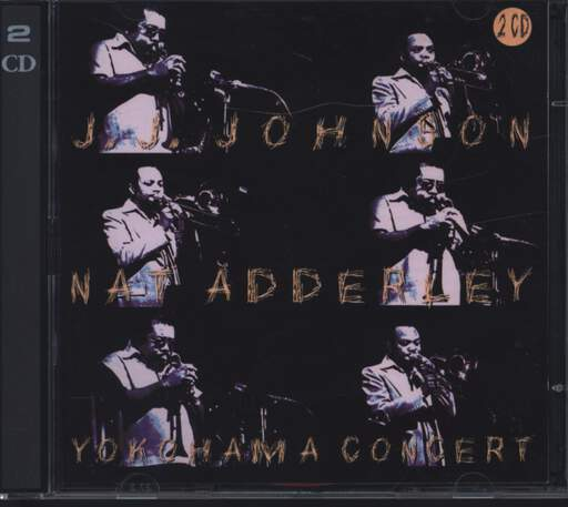J.J. JOHNSON - Yokohama Concert - CD x 2